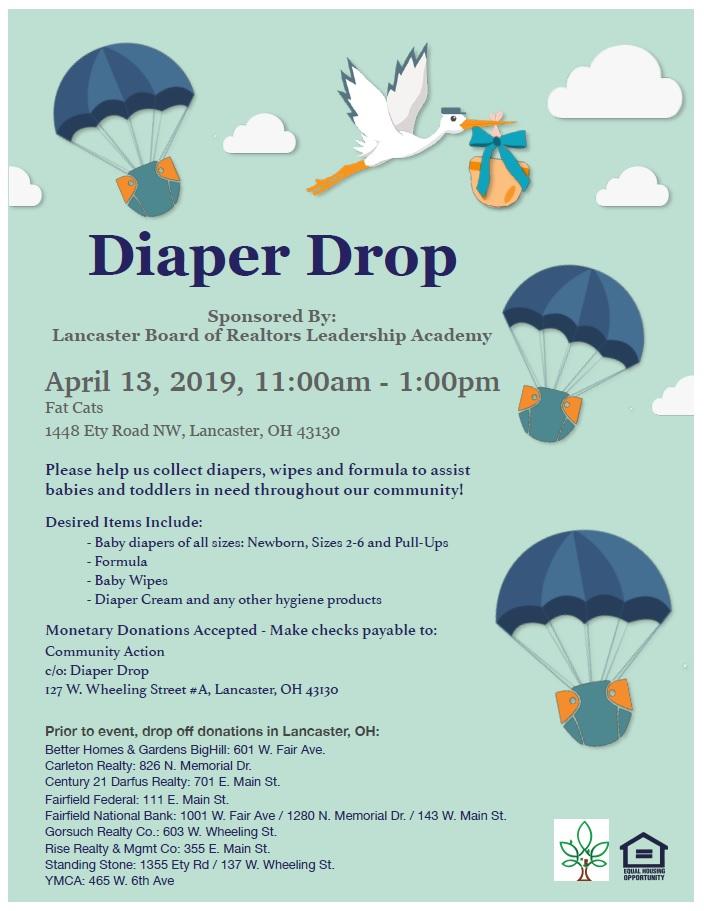 Diaper Drop